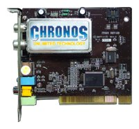 Chronos Video Shuttle II / FM TV Card