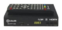 D-COLOR DC711HD DVB-T2 (2013)