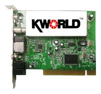 KWorld PCI Analog TV Card Lite (VS-PRV-TV 7134SE)